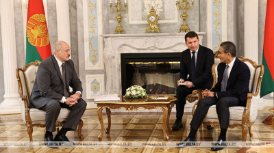 Lukashenko to the Head of Emaar Properties: your work in Belarus, investments are very useful to us