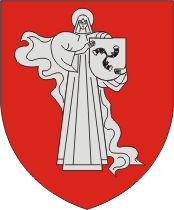 Coat of arms of Zhodino